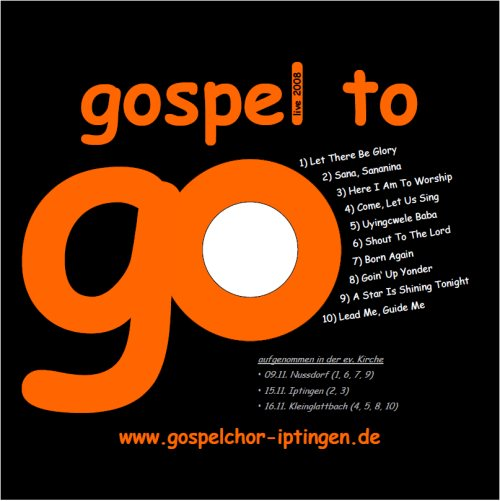 gospel to go 2008